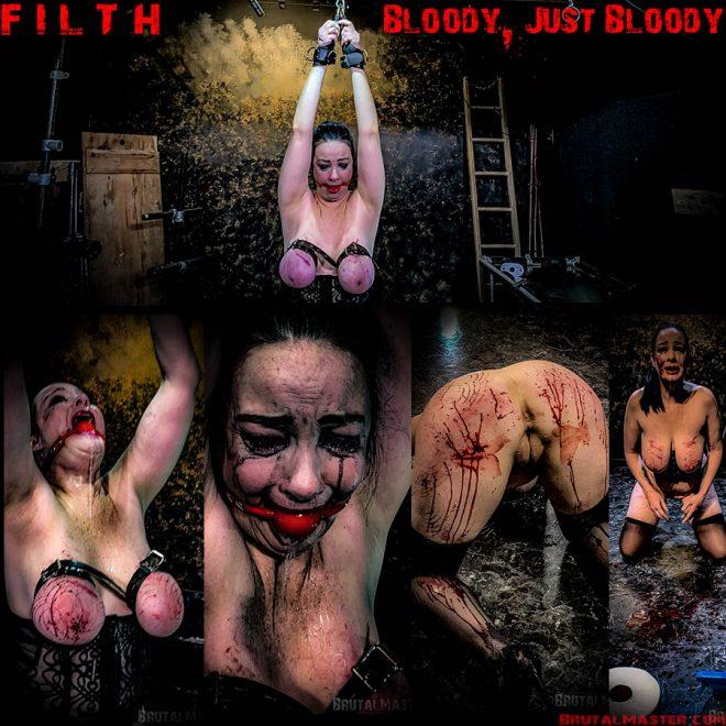 BrutalMaster: Filth – Bloody Just Bloody
