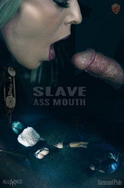 SENSUAL PAIN: Jan 12, 2020: Slave Ass Mouth | Abigail Dupree | Master James