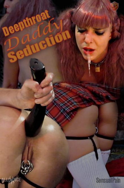 SENSUAL PAIN: Jan 22, 2020: Deepthroat Daddy Seduction | Abigail Dupree