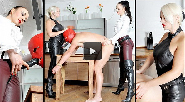 Femme Fatale Films Divine Mistress Heather, Lady Mephista: Roasted – Super HD (Complete)