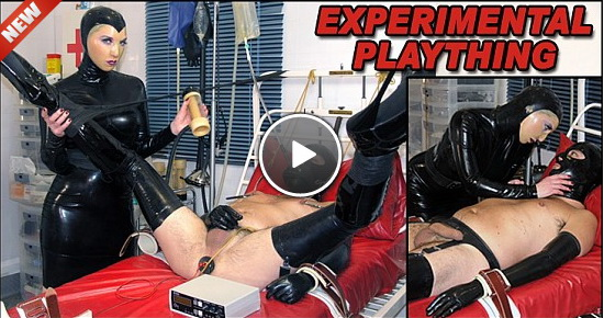 The English Mansion: Experimental Plaything (Complete Movie)
