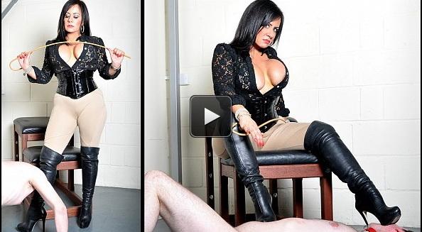 Femme Fatale Films Mistress R'eal: Boot Polisher – Super HD (Complete)