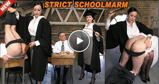 The English Mansion Miss Jessica: Strict Schoolmarm (Complete Movie)
