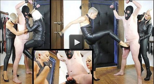 Femme Fatale Films Divine Mistress Heather, The Hunteress: Brutal Busting (Part 1)