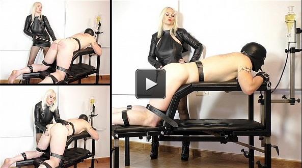 Femme Fatale Films Divine Mistress Heather: Getting Caned (Part 1)