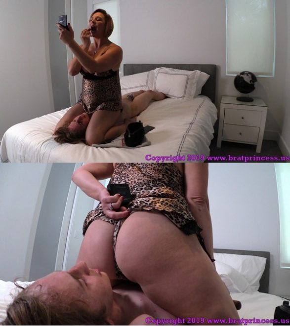 Brat Princess 2: Brianna – Mother Smothers her Own Son until he's Passed (Maternal Culling) (1080 HD)