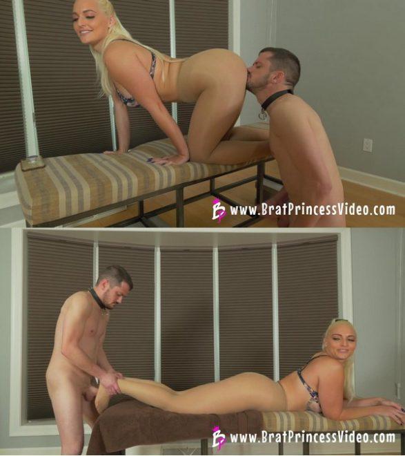 Brat Princess 2: Macy – Smell My Ass then Fuck My Pantyhose Beta(4K)