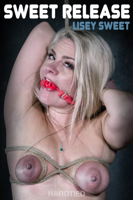 HARDTIED: Feb 5, 2020: Sweet Release | Lisey Sweet/Lisey is bound and transitioned for forty minutes straight.
