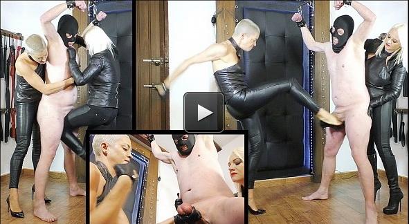 Femme Fatale Films Divine Mistress Heather, The Hunteress: Brutal Busting – Super HD (Complete)