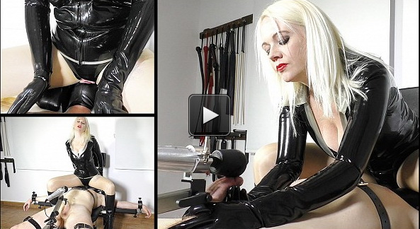 Femme Fatale Films Divine Mistress Heather: Under My Cunt (Part 1)