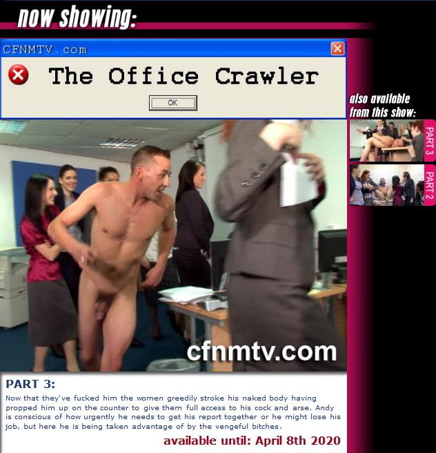 cfnmtv: The Office Crawler (Part 1-3)