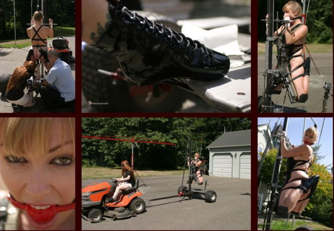 All House of Gord Scenes:  Adrianna Nicole -Fucking Utility Vehicle