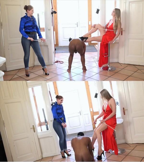 Sado-Ladies: A Very Cruel Caning