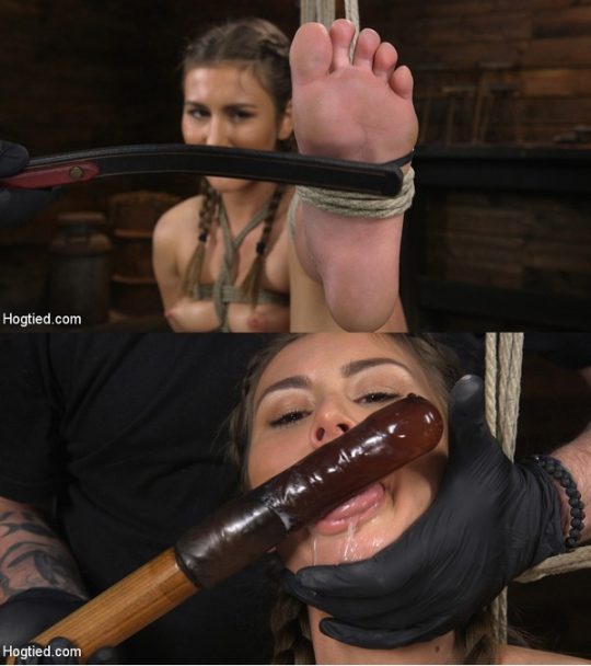 HOGTIED: March 25, 2020 – Paige Owens/Paige Owens: Hot, Young, and Willing to Suffer in Bondage