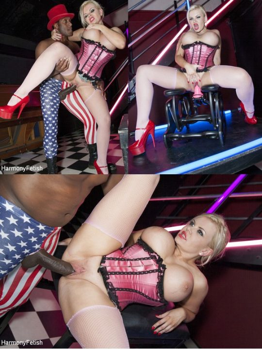 HARMONY FETISH: March 23, 2020 – Tiffany Kingston, Omar/Captain America Vs Big-Boobed Blonde