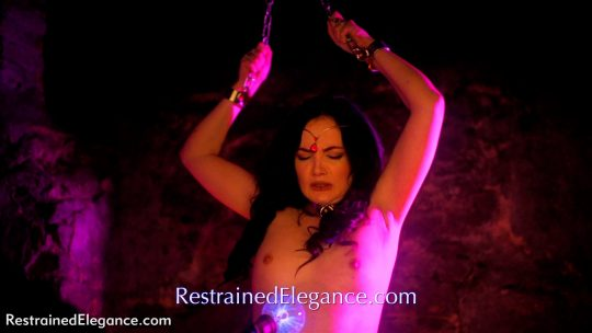 Restrained Elegance: Trailer: Faye Cosplay Dungeon Part Four The Clutches Of The Duchess