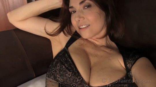Tara Tainton starring in video 'Your Wife Sent Me to Seduce You'