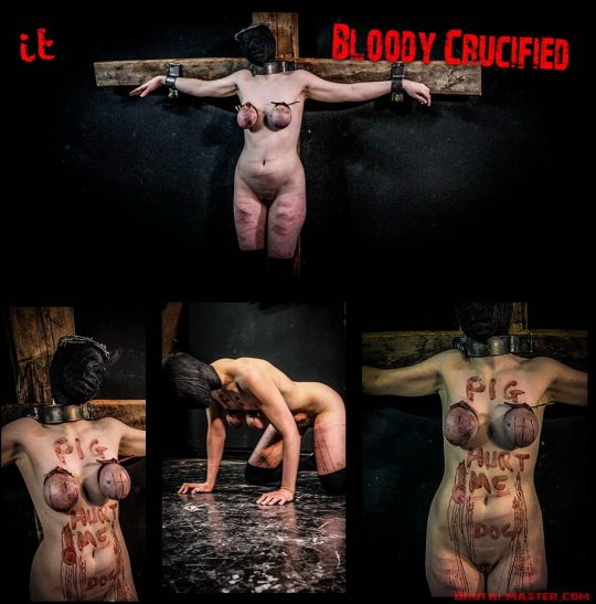 Brutal Master Bloody Crucifixation: it (Release date: Apr 15, 2021)