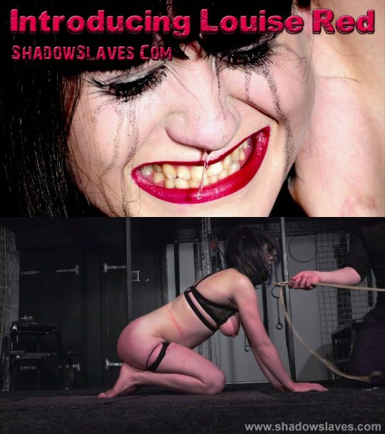 Shadowslaves: Slavegirl Louise – Introducing Slave Louise