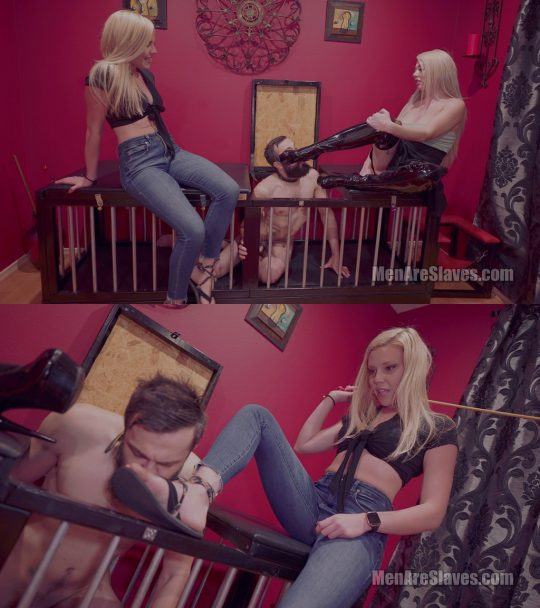 Men Are Slaves Mistress Kayla, Princess Madeline Rae & Mistress Anna: Thank Us For What You Are About To Receive, Part 1