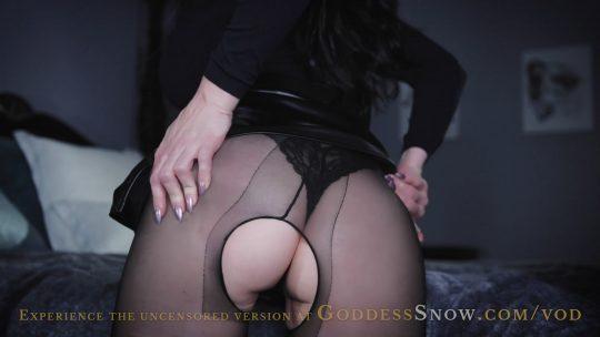 Goddess Alexandra Snow: Dick Hierarchy (Censored) (Release date: Apr 20, 2021) – FEMDOM POV