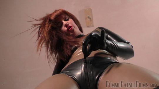 Femme Fatale Films Miss Zoe: Lusting Over Latex – Super HD
