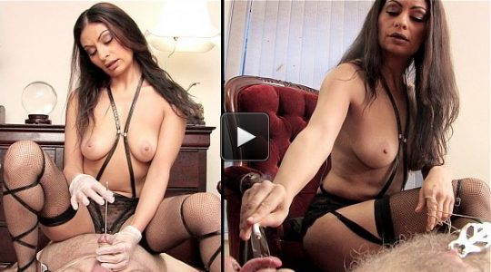 Femme Fatale Films Mistress Sara Akeera: Akeera's Slave – Super HD (Release date: May 07, 2020) – human ashtray