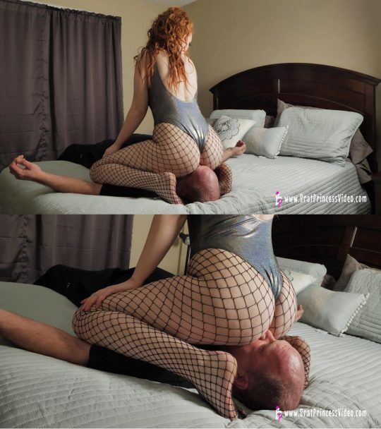 Brat Princess 2: Riley – Sitting on Your Face is Fun for Me (4K) (Release date: May 07, 2020) – FACE SITTING