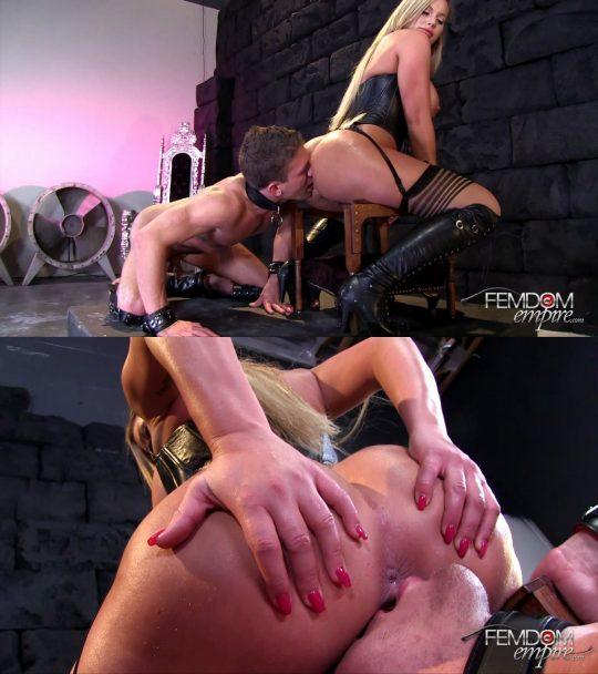 Femdom Empire Olivia Austin: My ass is a place of worship – Ass Worship