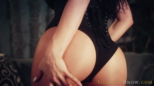 Goddess Alexandra Snow: Breathe and Stroke – MESMERIZE