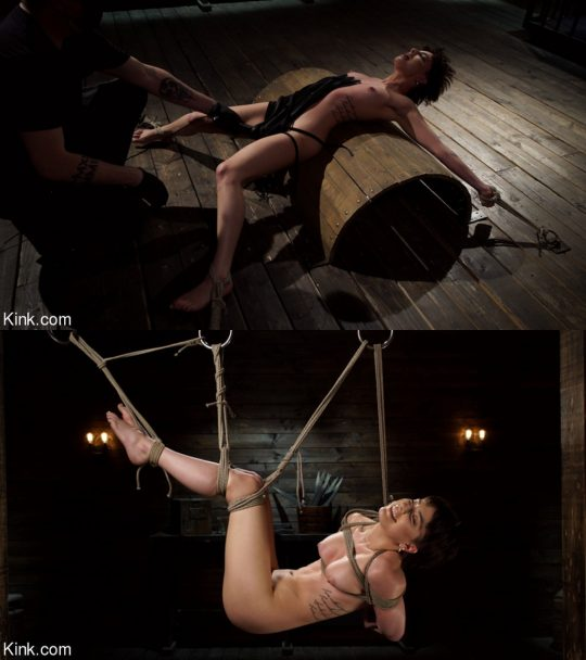 HOGTIED: Kristen Scott: Two Days Of Torment, Day Two – Multiple Orgasms