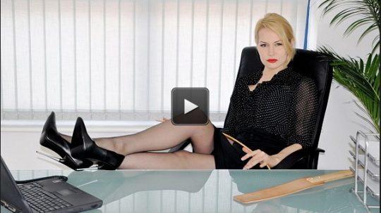 Femme Fatale Films Mistress Eleise de Lacy: Cigarette Break – Super HD – smoking