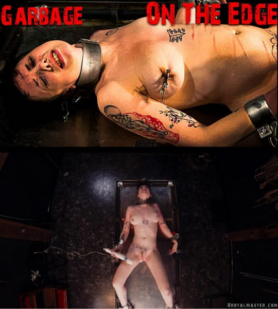 Brutal Master Garbage: On The Edge (Release date: Mar 03, 2021)