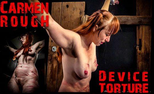 Brutal Master Carmen Rough:  Device Torture (Release date: Feb 15, 2021)