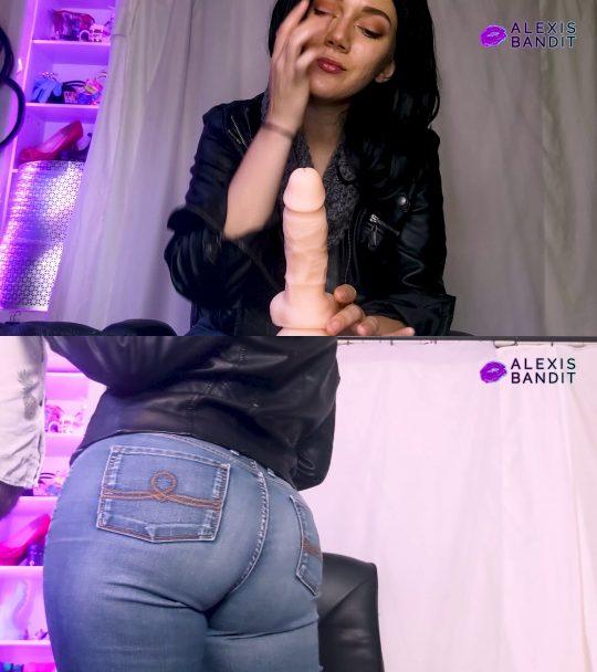 Bellatrix Bandit: Jessica Jones Makes Beta Suck Cock